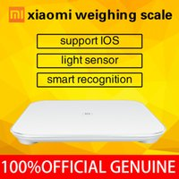 Wholesale Smart Scales Xiaomi Smart Health Gadgets Bluetooth Android iOS kg kg