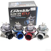Wholesale RS MTX Gr Type FV BOV Universal Blow Off Valve Default Turbo Boost Blow Off Valve BOV With Logo And Original Package