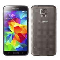 Wholesale Original Samsung Galaxy S5 G900A Cell Phone Fingerprint Scanner Inch IPS Screen GB RAM GB ROM MP Camera AT T GSM Unlocked