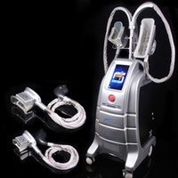 Wholesale 2016 Popular Effective Handles Fat Reduction Cryolipolysis Slimming Cool Body Sculpting Fat Freezing Machine For Salon Use