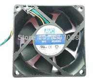 Wholesale For AVC DS07025T12U P013 DC V A wire pin mm x70x15mm Server Square cooling fan