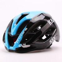 Wholesale Kask Protone Paul Smith helmet Bike Helmet Casco Ciclismo Capacete Cascos para Bicicleta For men and women Size biCycling Helmet M L CM