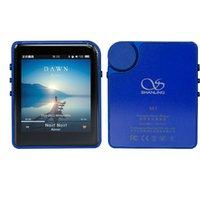 Wholesale Shanling M1 leather case Portable Bluetooth Apt x Mini DAP DSD64 DSD128 Lossless Music Player AK4452 D A
