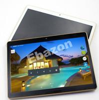 Cheap 9.6 inch Quad Core 3G Phone Call Tablet PC IPS 1280x800 Android 5.1 1GB 16GB GPS Dual Sim Slot Bluetooth GPS 2MP Camera MTK6580 OTG