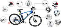 Wholesale 36V Kettle Battery W W W ebike kit e bike Conversion kit With LED Display LCD Optional CK BT02