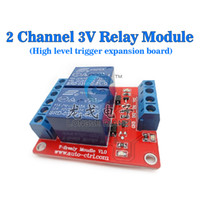 Wholesale Channel V Relay Module high level trigger RD DC3V SL C devices Relay expansion board