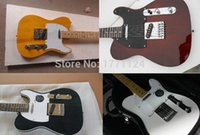 Wholesale HOT new F TELE solid body Telecaster Electric Guitar in stock