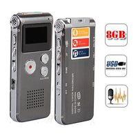 Wholesale High Quality GB Portable Micro Mini USB Digital Recording of Voice Audio Recorder Hr Dictaphone MP3 Player escuta espiao