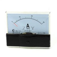 Digital Only 0.01-1 AC/DC Wholesale-Rectangle Shaped Analog AC 0-30A Scale Range Ampere Ammeter Panel Meter