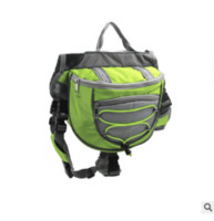 Wholesale 2016 Time limited Rushed Unisex Solid Sports Pet Knapsack Green Orange Blue Pet Knapsack Self Backpack Large Outdoor Dog Camel Back Pack