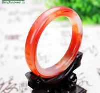 agate sculpture - Chinese manual sculpture natural creative fashion agate jade bracelet too Jade bracelet too