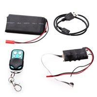 Wholesale 10pcs GB HD1080P DIY Module MINI DV DVR Camera Portable Covert Camcorder Video Audio Recorder Motion With Remote Control mAh Battery