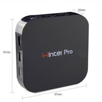 best intel atom - Best Media Box Wintel Pro Window tv box intel atom Z8300 GHz bits quad core GB GB Mini PC