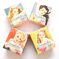the balm cosmetics - the Balm Makeup Face Blush Loose Powder Blusher the sexpots les Pin ups four color Concealer Powder Professional Brand Cosmetic jx