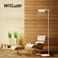Wholesale tab floor lamp E Barber amp J Osger metal light white black blue yellow living room sitting room modern lighting minimalist