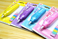 Wholesale whilesale Korean version of the Creative Kids electric eraser cute Korean students learning stationery eraser sketch automatic