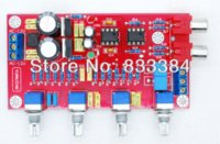 Wholesale Stereo Amp Pre amplifier Assembled Board With NE5532 assembled board Amplifier Cheap Amplifier Cheap Amplifier