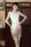 ancient nations - The wind restoring ancient ways printing qipao dress cheongsam outfit and nation