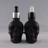 Wholesale 30ml E liquid glass bottle medicinal bottle dropper bottle small cosmetic jars Safety cap for children