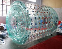 Wholesale water walking ball water roller water toy ball pvc water game for adults and kids