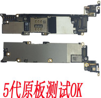 Wholesale unlock Original board For Apple iPhone gb Motherboard mainboard