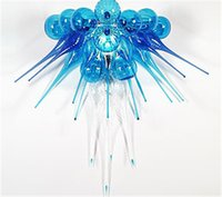 bedroom colours - LR248 Most Popular CE UL Certificate Coloured Murano Glass Chandelier Hanging Glass Balls Blown Glass Chandelier Hotel Restaurant Chandelier