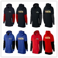 american football ravens - cheap sports Baltimore cheap Ravens hoodies American football hoodies black red royal navy blue men cheap Sweatshirts size M XL