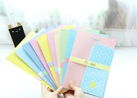 animal writing paper - kawaii cartoon animal style office gift envelopes and writing letter paper set packing wedding accessories pieces W2