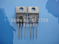 Wholesale FAIRCHILD G3N60C3D G3N60 HGTP3N60C3D TO