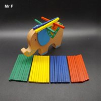 big pattern blocks - Baby Toys Montessori Educational Game Cute Elephant Pattern Balance Blocks Wooden Toys Kids Gift For Child