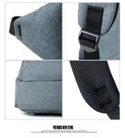 Wholesale Korean casual fashion genuine waterproof female computer backpack Backpack Tourism Travel Bag man