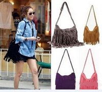 aaa quality handbags - New Fashion Fringe Tassel Women s Handbags Women Messenger Bag Lady Cross Body Shoulder Bag AAA Quality