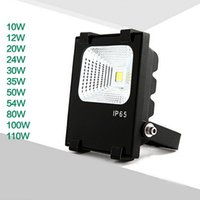 ac boat - 10W W W W W W led Floodlight Outdoor LED Flood light lamp waterproof LED Tunnel Fishing boats light street lamp