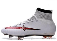 Wholesale Original Sneakers Football Boots Mercurial Superfly CR7 Soccer Boots Cleats Magista Obra FG With ACC Soccer Cleats Football Shoes