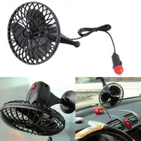 Wholesale 4 Inch Portable Auto Car Truck Vehicle Cooling Air Fan Universal Lightweight Mini Fan V CEC_80C