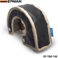 Wholesale EPMAN High Quality in stock Black T4 turbo charger turbocharger blanket beanie hand made quality guaranteed EP TBB T4B