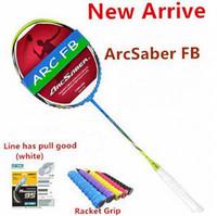 Wholesale Hot sell ArcSaber FB badminton racket carbon FB racket JP Version FB badminton racquet
