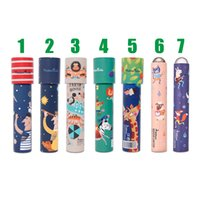 Wholesale Fashion Designs Mideer Scientific experiments toy kaleidoscope changed prism Color world of eyes Parent child interactive educational toys