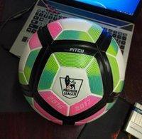 Wholesale For Children NEW Fa premier league La liga Football Seamless slip Size Soccer ball Student Soccer ball