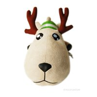 air freshener dolls - Brand New Deer Fawn Doll Deodorant Bamboo Charcoal Bag Purify Auto Air Decoration Freshener Indoor Decoration Toys