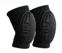 Cheap Goalie riding dance hip-hop thicker sponge sports safety crash leg knee protective pads kneepads guard support protector