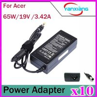 Wholesale 10pcs New W V A Adapter Laptop Power Supply AC Adapter Charger for ACER Acer YX PC