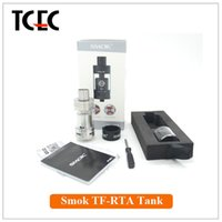 base stock system - In stock Genuine smok TF RTA G2 G4 tank with G2 G4 deck OFF Base Hiding Sealing Ring and Innovative Juice Flow Control System