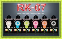 Wholesale RK07 macro flash Enhancing Camera Fill in Night Light Selfie Flash Light For iPhone and Android Smart Phones