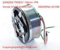 Wholesale compressor clutch fit Honda CIVIC Acura CSX RNA A010M Sanden SANDEN TRSE07 mm PK