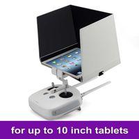 advanced ipad - 9 Inch iPad Air Sun Hood Sunshade for DJI Inspire Phantom Pro Advanced
