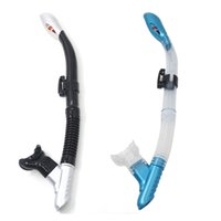 Wholesale Silicone Diving Snorkel Breathing Tube Clasp Diving Mask Strap Buckle Swimming