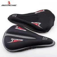 Wholesale PROMEND D Silicone Gel Pad Soft and Thickned Bicycle Saddle Cover For Mountain MTB Bike Seat Cover