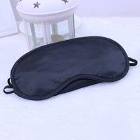 Wholesale New Sleeping Eye Shade Blindfold Sleep Eyes Cover Sleeping Eyeshade Eye Mask Health Care