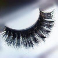 Wholesale 1Box Ellipse Flat False Eyelash Extensions Beauty Mink Eyelashes Natural Soft Individual Eyelashes Hand Made lashes MT05